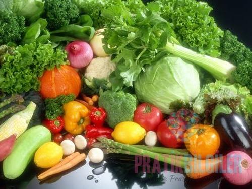 Sebze Pişirirken Bunlara Dikkat Edin