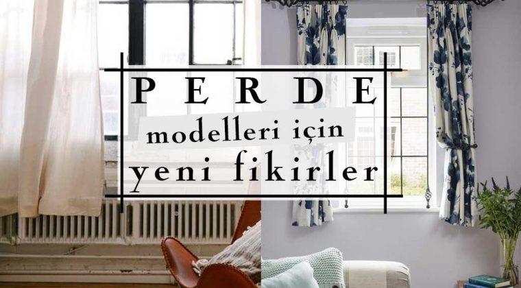 Perde Modelleri