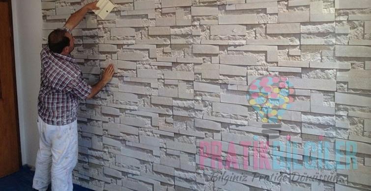 Duvar Kağıdı Nasıl Yapılır?