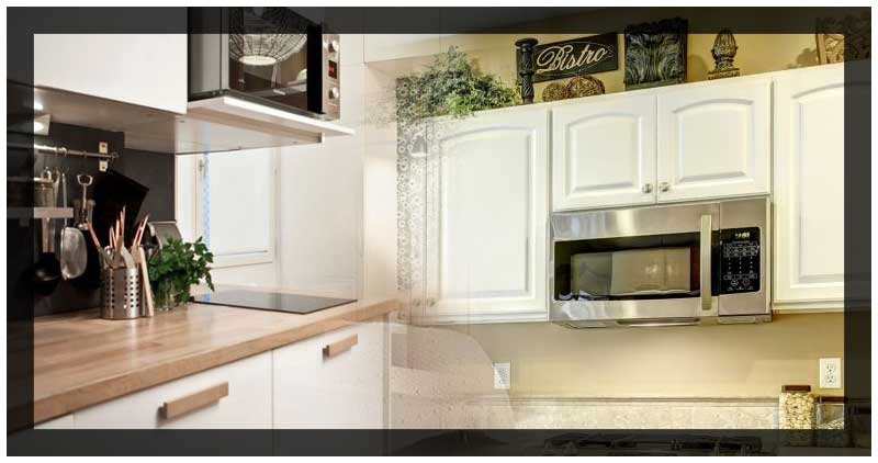 Mutfak Dolapları Dekorasyonu