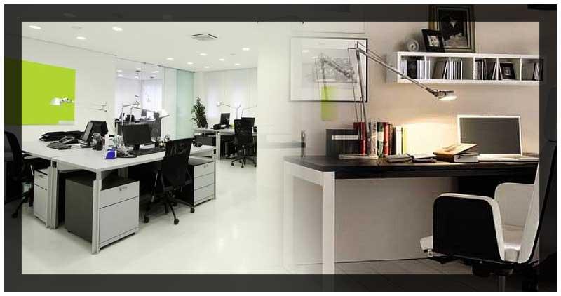 Ofis Dekorasyonu Fikirleri
